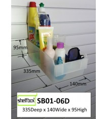 Slatbox - Shelfbox