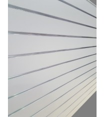 Slatwall Panels - White